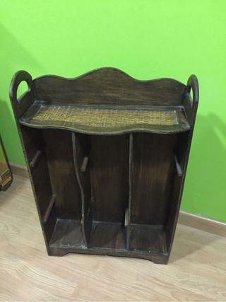 Mueble Madera para Cd