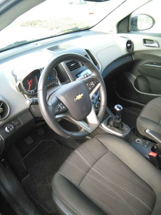 Chevrolet aveo diesel ltz 2012