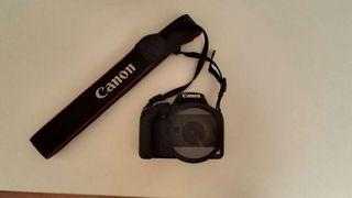 Cámara Canon Reflex, Rebel XSI.