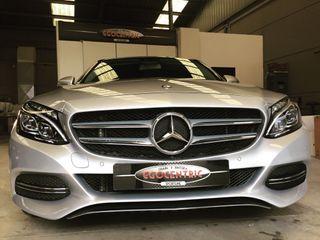 capot Mercedes