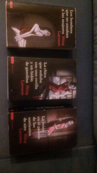 Trilogía Stieg Larsson