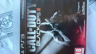 Juego ps3 Black ops II