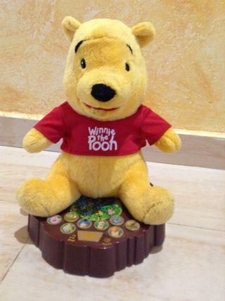 Winnie The Pooh Canta Y Baila