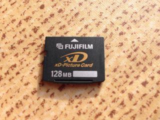 Tarjeta De Memoria FujiFilm