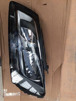 Faro Izquierdo Audi Q5