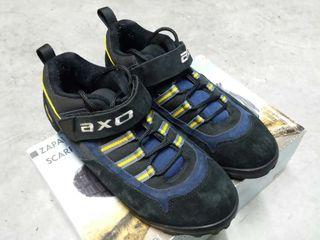Zapatillas Axo bmx mtb enduro dirt descenso