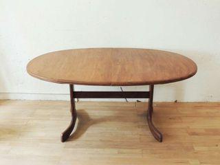 Mesa estilo danés, nórdico, escandinavo, original años 60