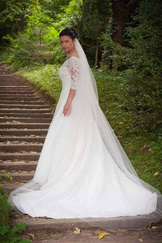 Vestidos novia francesca castellon