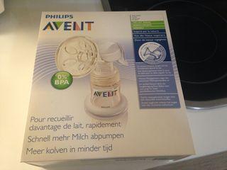 Extractor de leche Philips Avent Manual