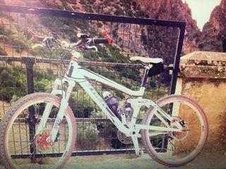 Bicicleta Trek Ex8 Doble Suspension Chasis Con Garantia De Por Vida