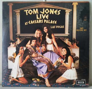 Disco de Vinilo de Tom Jones