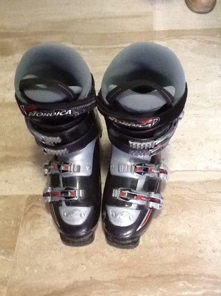 Botas De Esqui Numero 41