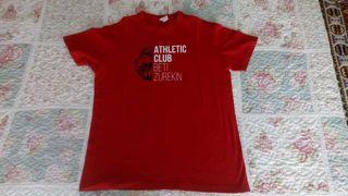 Camiseta Athletic beti zurekin