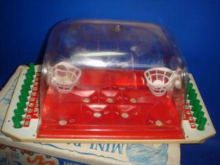 Juego vintage Mini basket jyesa ref 700