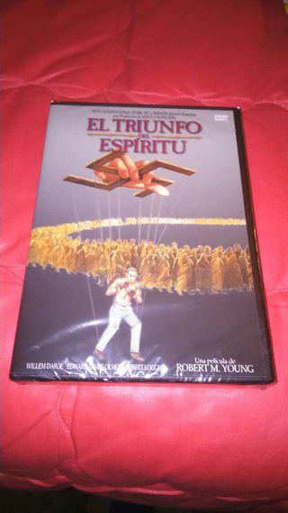 EL TRIUNFO DEL ESPIRITU - DVD (NAZIS) PRECINTADO - NUEVO