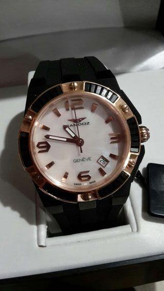 Reloj señora sandoz zafiro