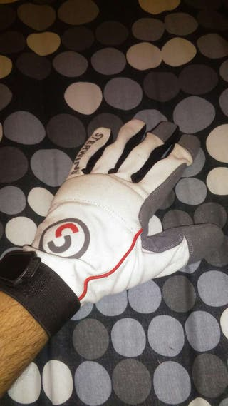 Guantes..