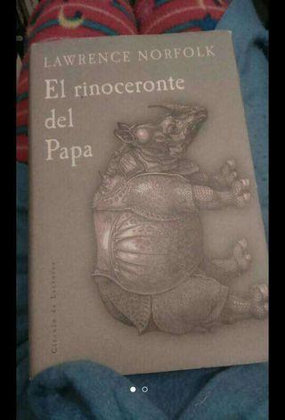 Libro El Rinoceronte del Papa