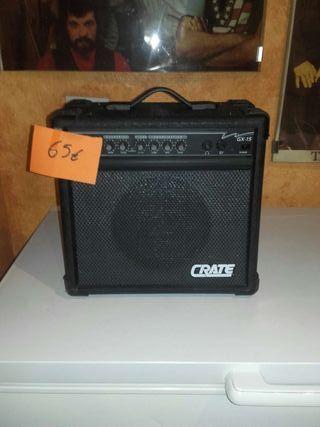 Amplificador nuevo x cierre negocio