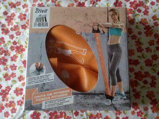 Cinta de fitness nueva!!