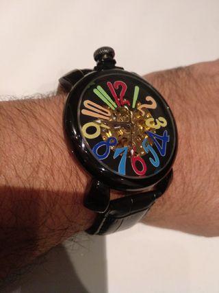 Reloj esqueleto