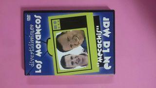 DVD los morancos
