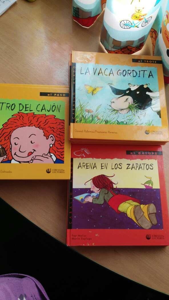 9a139a4b Libros infantiles de segunda mano por 35 € en Fuenlabrada en WALLAPOP
