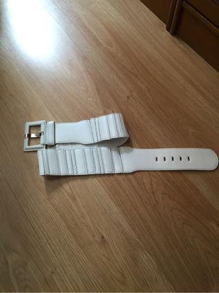 Cinturon Blanco
