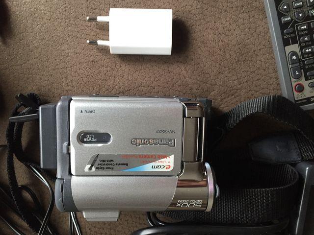 Camara De Video Digital Panasonic