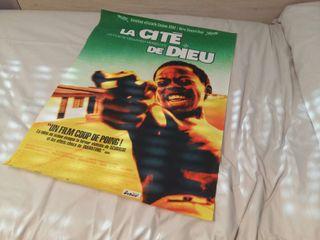 Poster la ciudad de dios