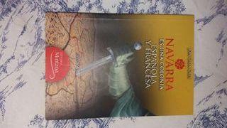 Libro Navarra es una colonia española y francesa.