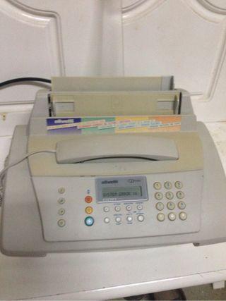Fax Olivetti Ofx550