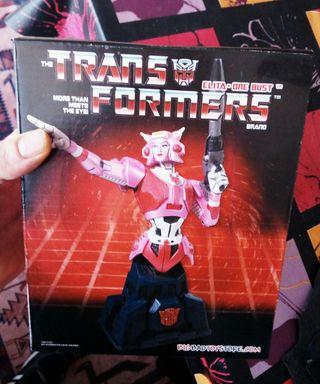 Elita-One Transformers (importación)