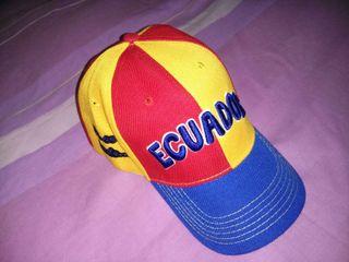 Gorra Ecuador