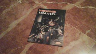 Suplemento de ejércitos Warhammer: Enanos