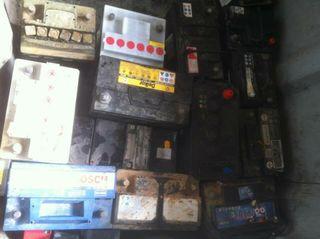 Recogida De Baterias A Domicilio