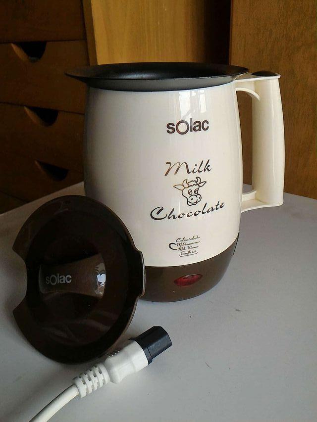 Calienta leche, chocolate, líquidos en general de la marca SOLAC