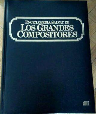 Colección Los Grandes Compositotes