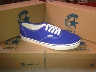 Andy-Z Azul Eléctrico