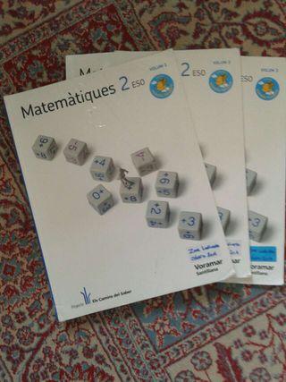 Matematiques 2 Eso