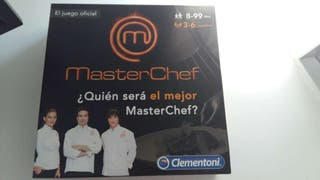 Juego master chef