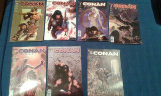 Comics Conan La Leyenda