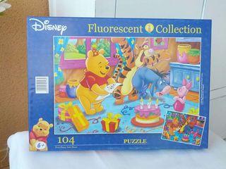 Puzzle infantil Winnie the pooh