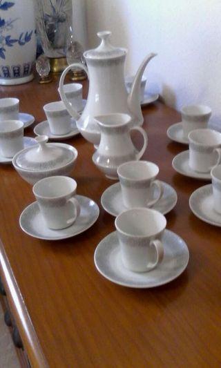 Juego de café Santa Clara