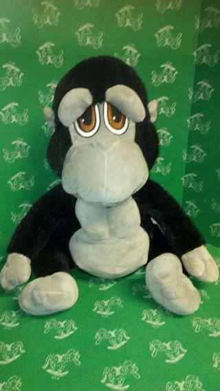 Peluche gorila
