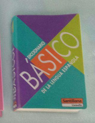 Diccionario básico español