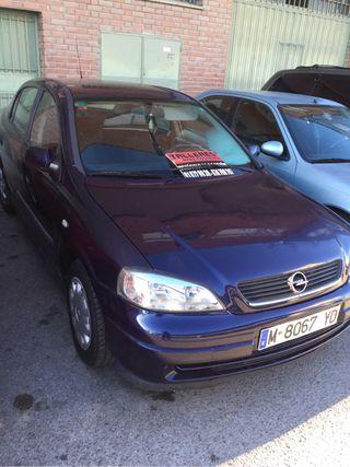 Opel Astra G 1.7TD con avería