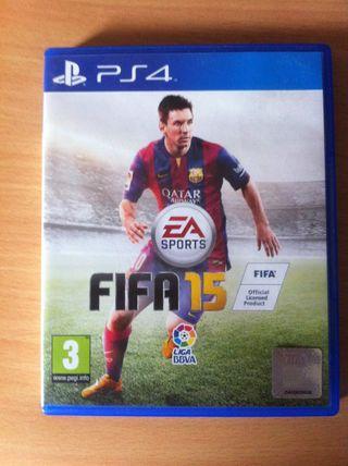 Fifa 15 Play 4 Ps4