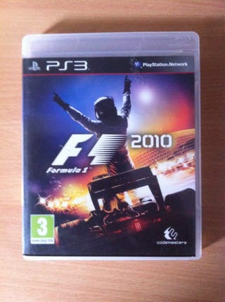 Ps3 Play3 F1 2010