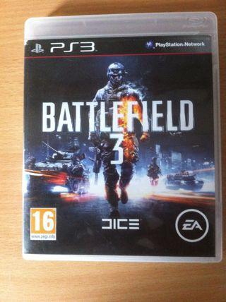 Ps3 Play 3 Battleflield 3